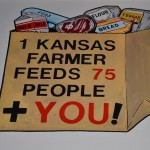 One Kansas Farmer Feeds 75 People and You!